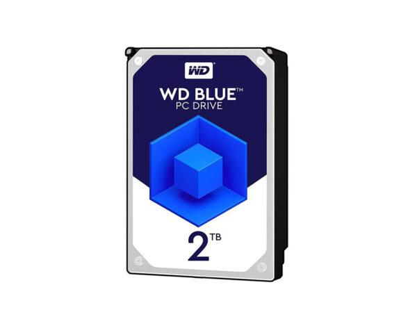 هارد 2 ترابایت وسترن دیجیتال آبی